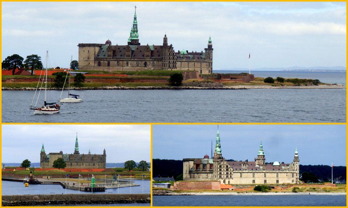 Sur l'île de Møn ... et plus