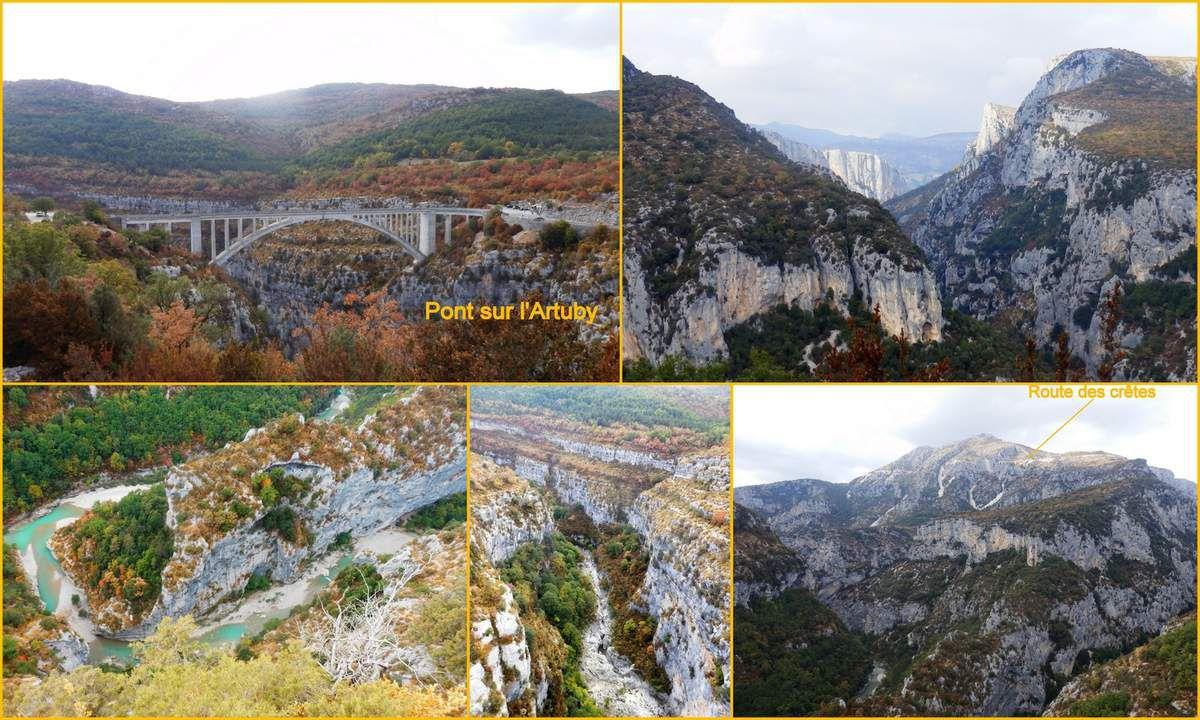 Détour en Mercantour, de Gorges en Gorges