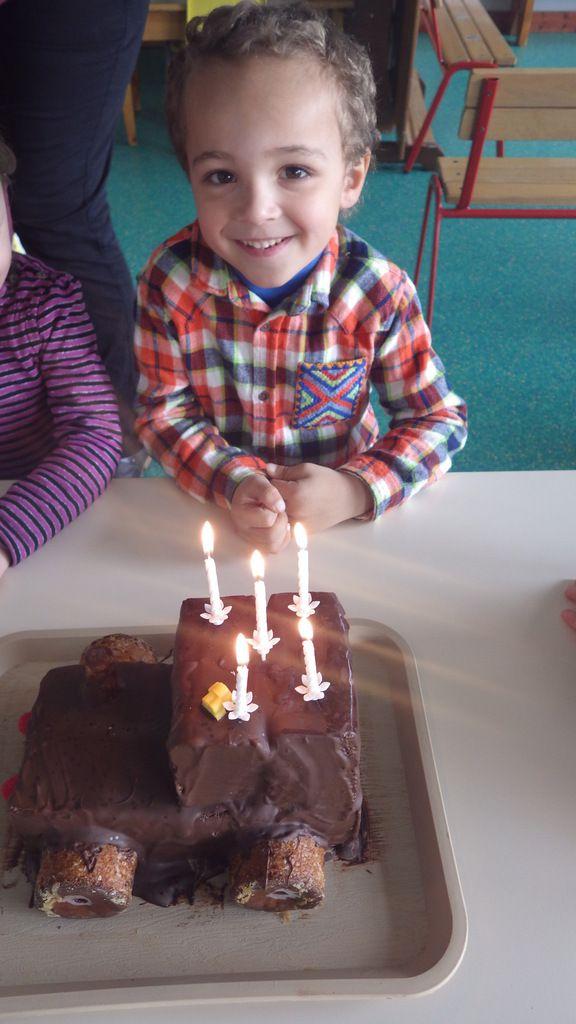Bon anniversaire Baptiste!