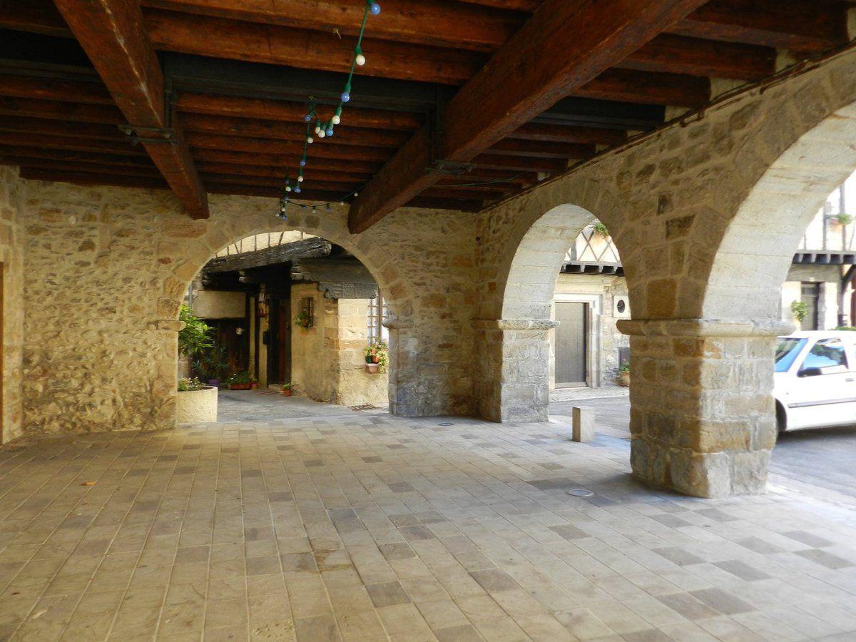 Alet les bains, village hote de Nostradamus