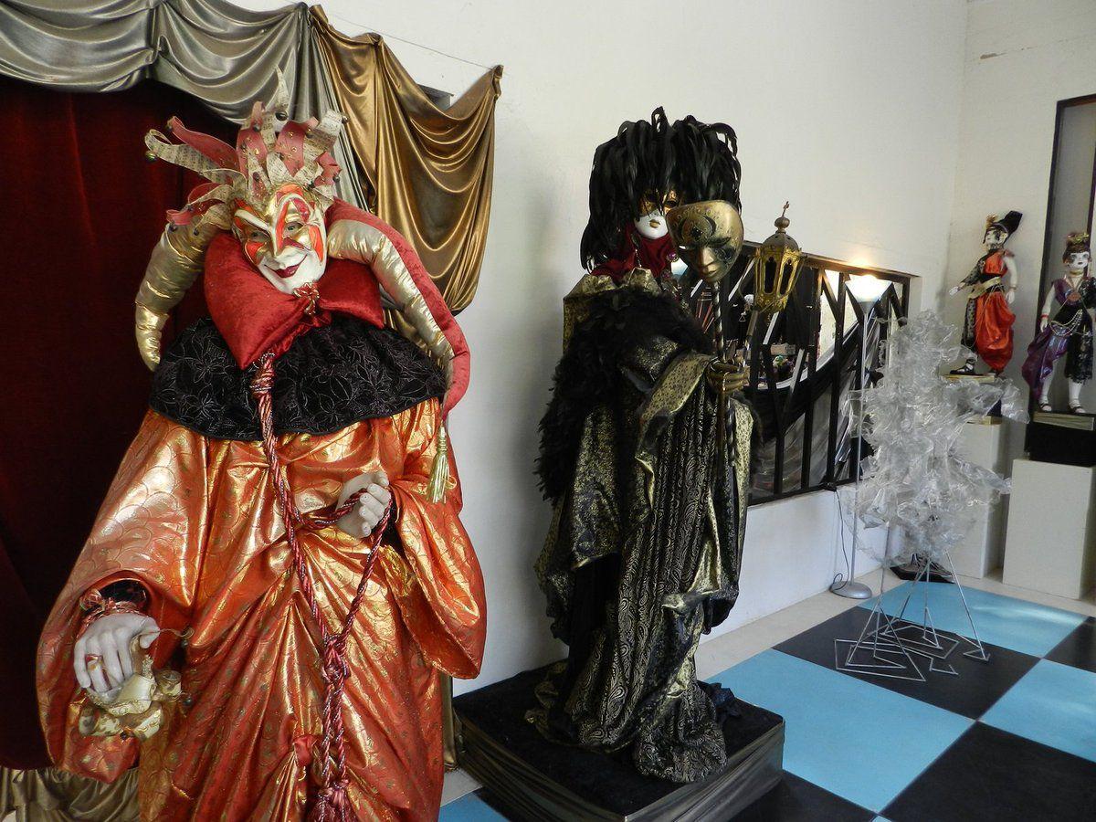 Musée des automates de Limoux (1ere partie)