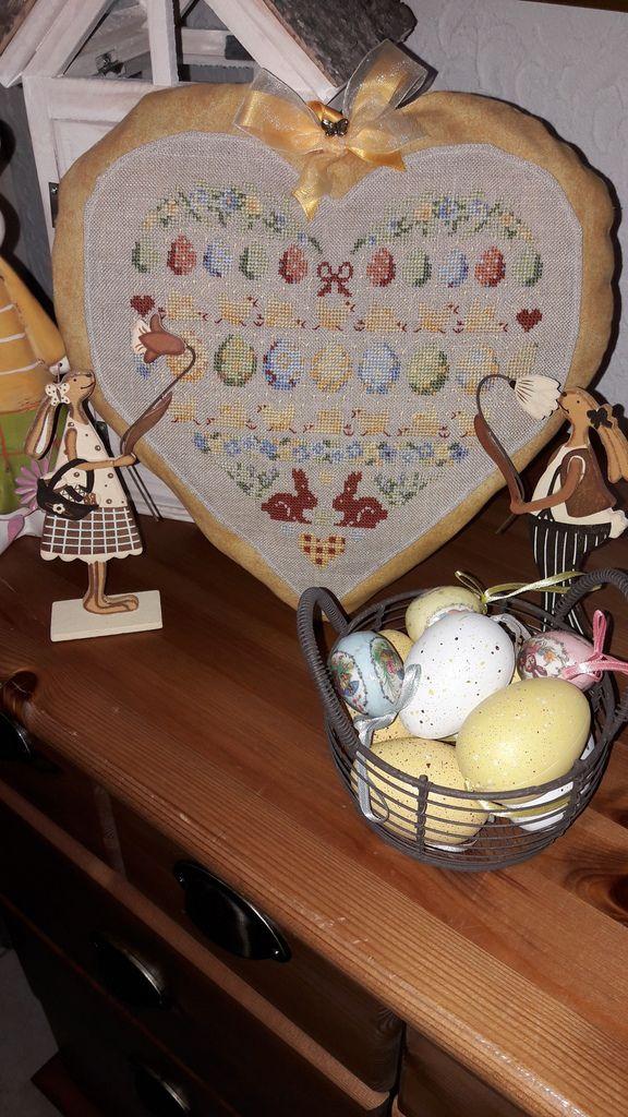 Bientôt Pâques.....