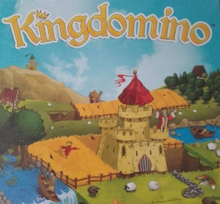 Tournoi Kingdomino le 22 avril