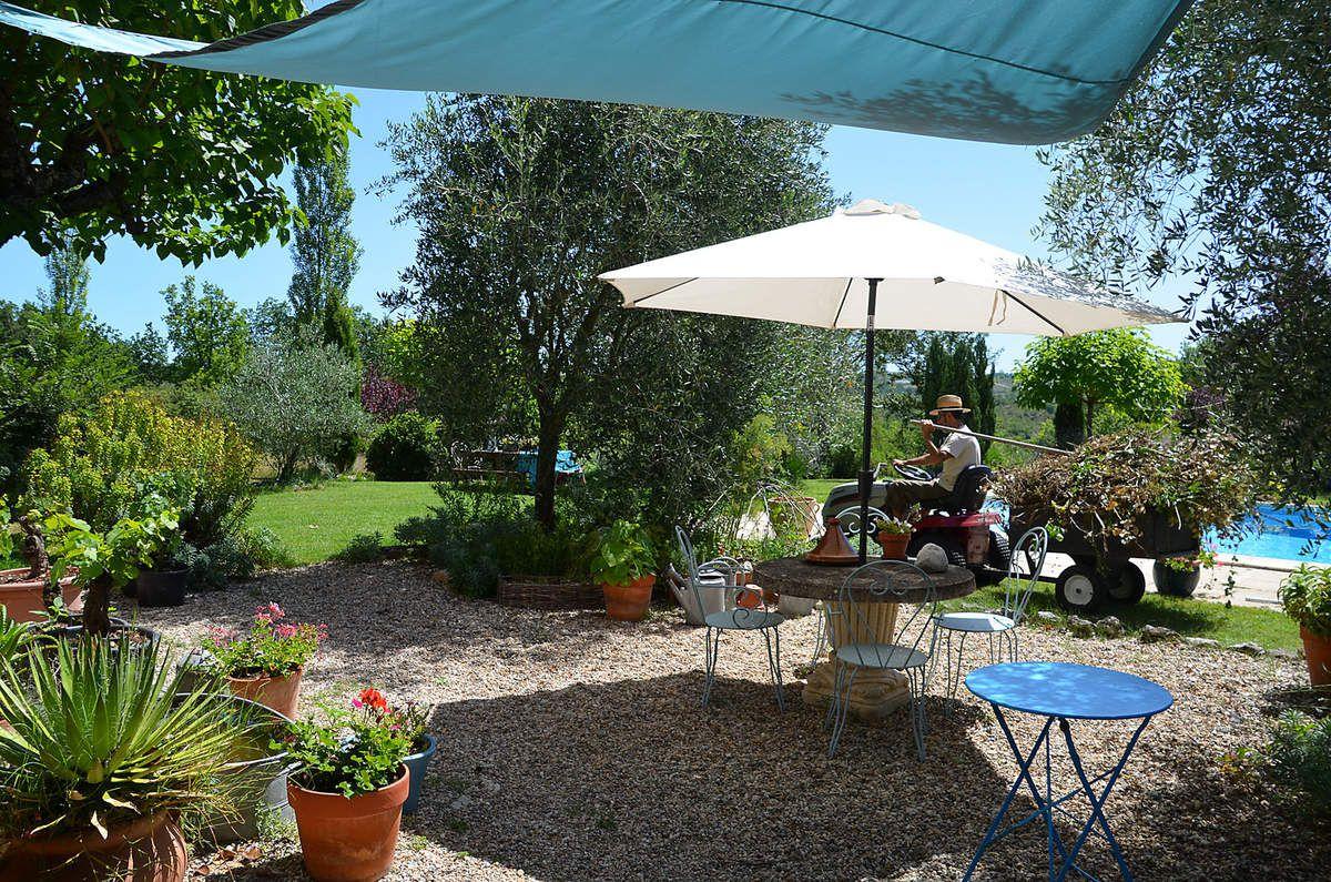 Atelier &amp&#x3B; reflets de jardin !
