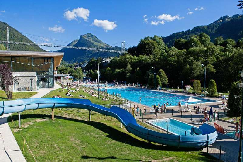 Autres activites location appartement 6 personnes for Camping nyons piscine