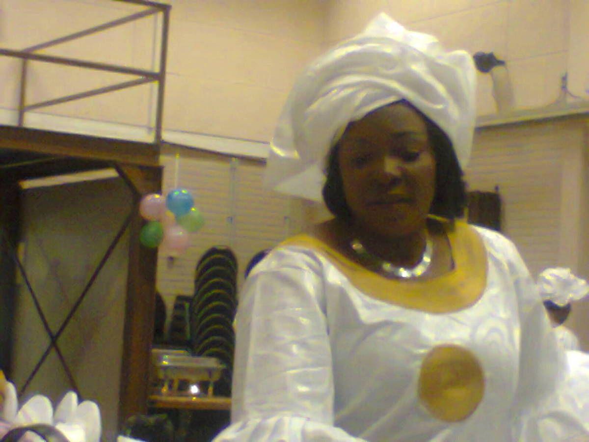 Edith Benediction Nganga ASBL.(Congo Brazza). Ventre-Affamé, Bureau d'Assistance aux Personnes Vulnérables, (Congo Kinshasa), Madame Marite Baré (Guiné),..