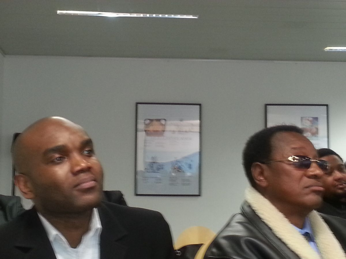 LA SITUATION POLITIQUE AU CONGO, FRONT DU PEUPLE, LISANGA JEAN PIERRE