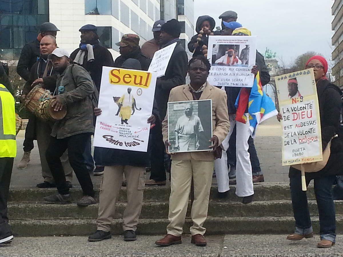 LE CONGO CENTRALE DIT KONGO DIA NTONTILA ET  NE MUANDA NSEMI FAIT IL PEUR?
