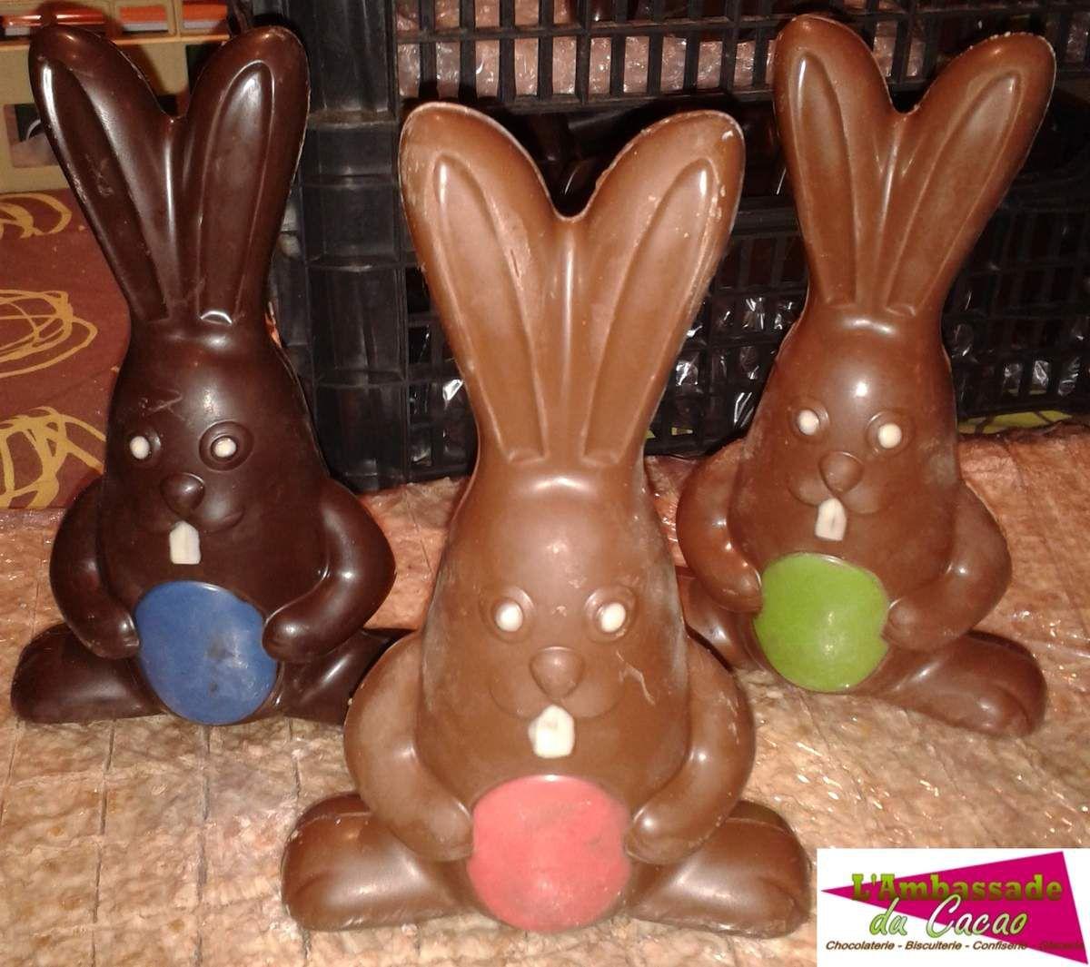 Tombola des Lapins en Chocolat 2016