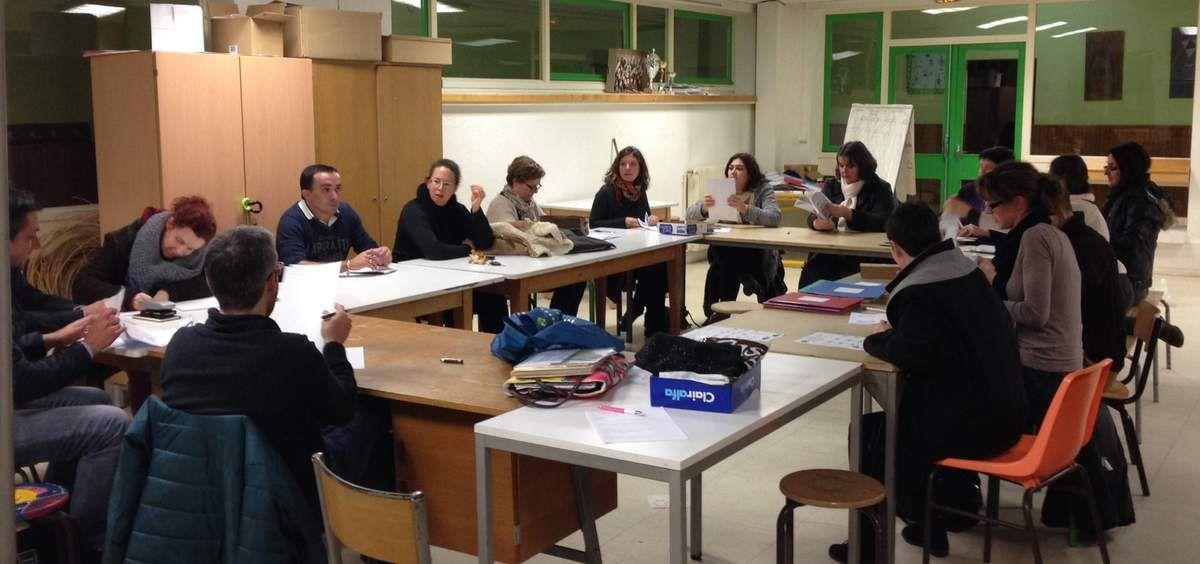A quoi ressemble une réunion APE ?
