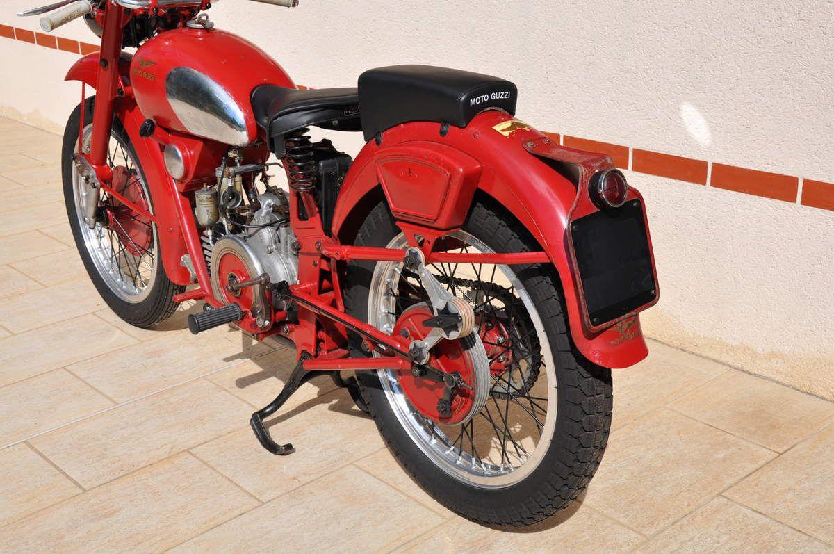GUZZI AIRONE -SPORT-1955