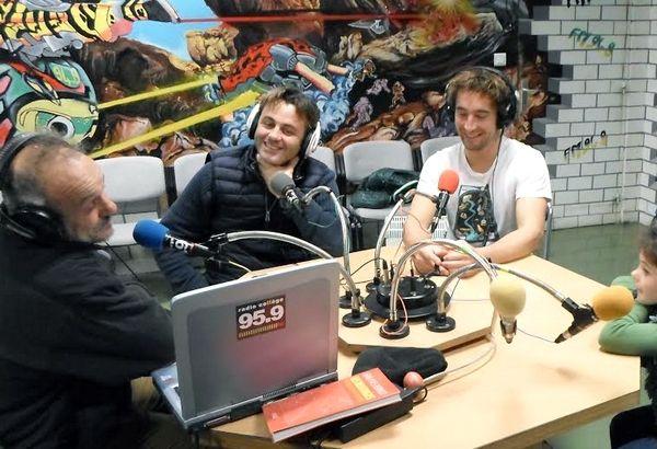 Yannick BESTAVEN et Juline PULVE étaient les invités de la 1334ème émission de radio Notre Transat