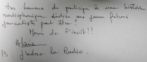 RE-ECOUTER L'EMISSION NOTRE TRANSAT avec Alain PETIT n°135 du jeudi 14 janvier 2016