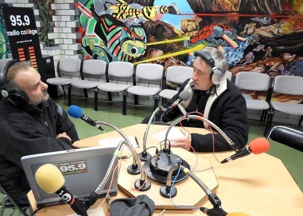 Alain BARRES était l'invité de la 136ème émission de l'émission de radio Notre Transat