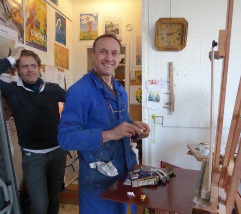 Cours de Thierry Lefort - 29 janvier 2016