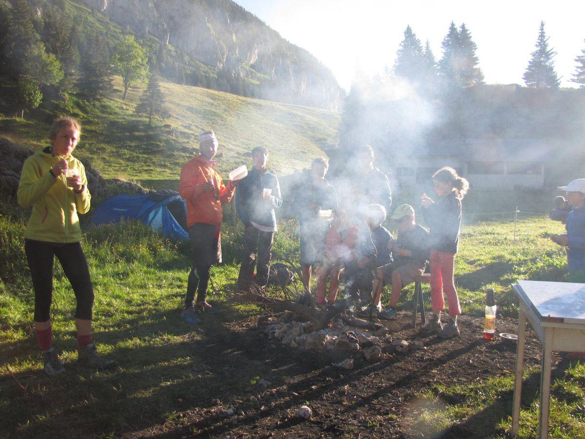 Stage du SNC sur les Hauts-Plateaux les 02 et 03/07/16