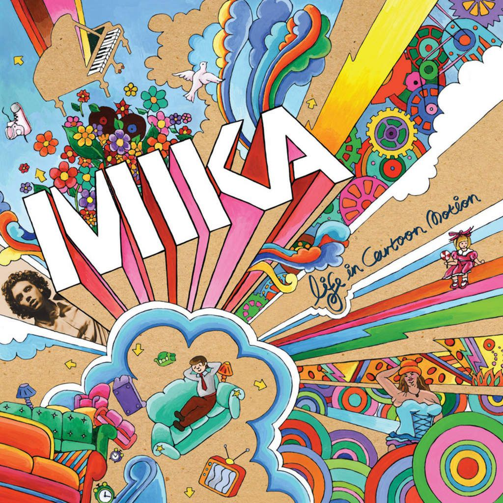 [Musique] Life In Cartoon Motion-Mika : La Critique