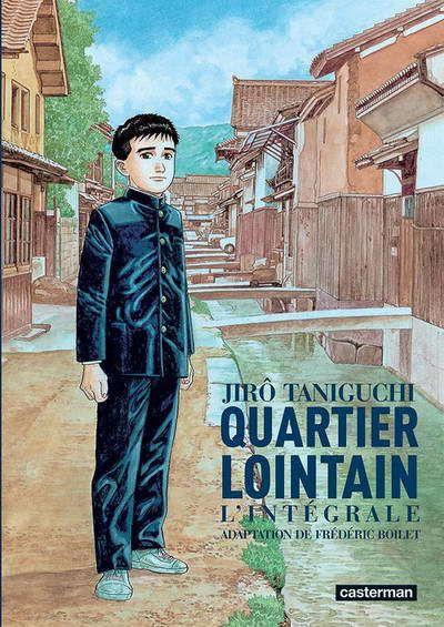 [Livre] Quartier Lointain-Jirô Taniguchi : La critique