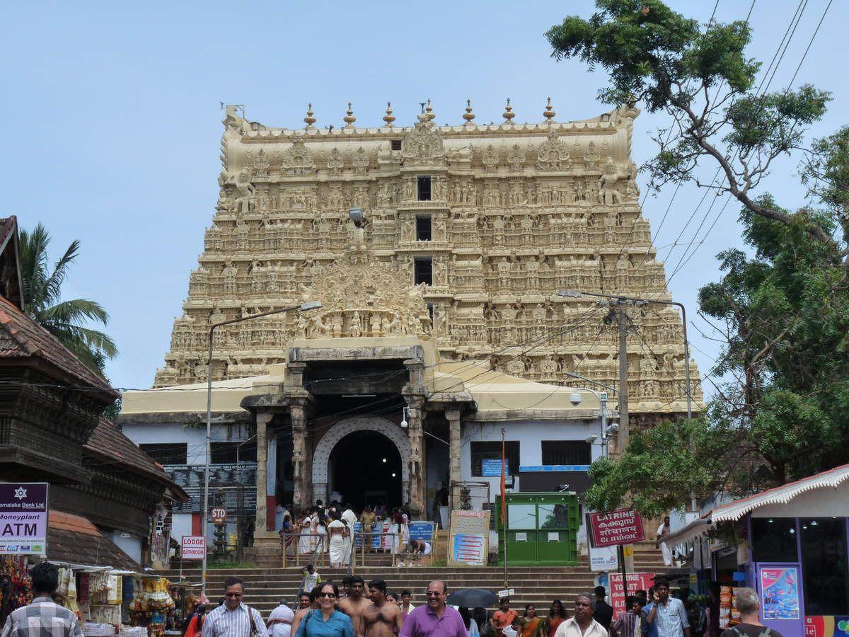 Trivandrum : temple de Sree Padmanabhaswamy