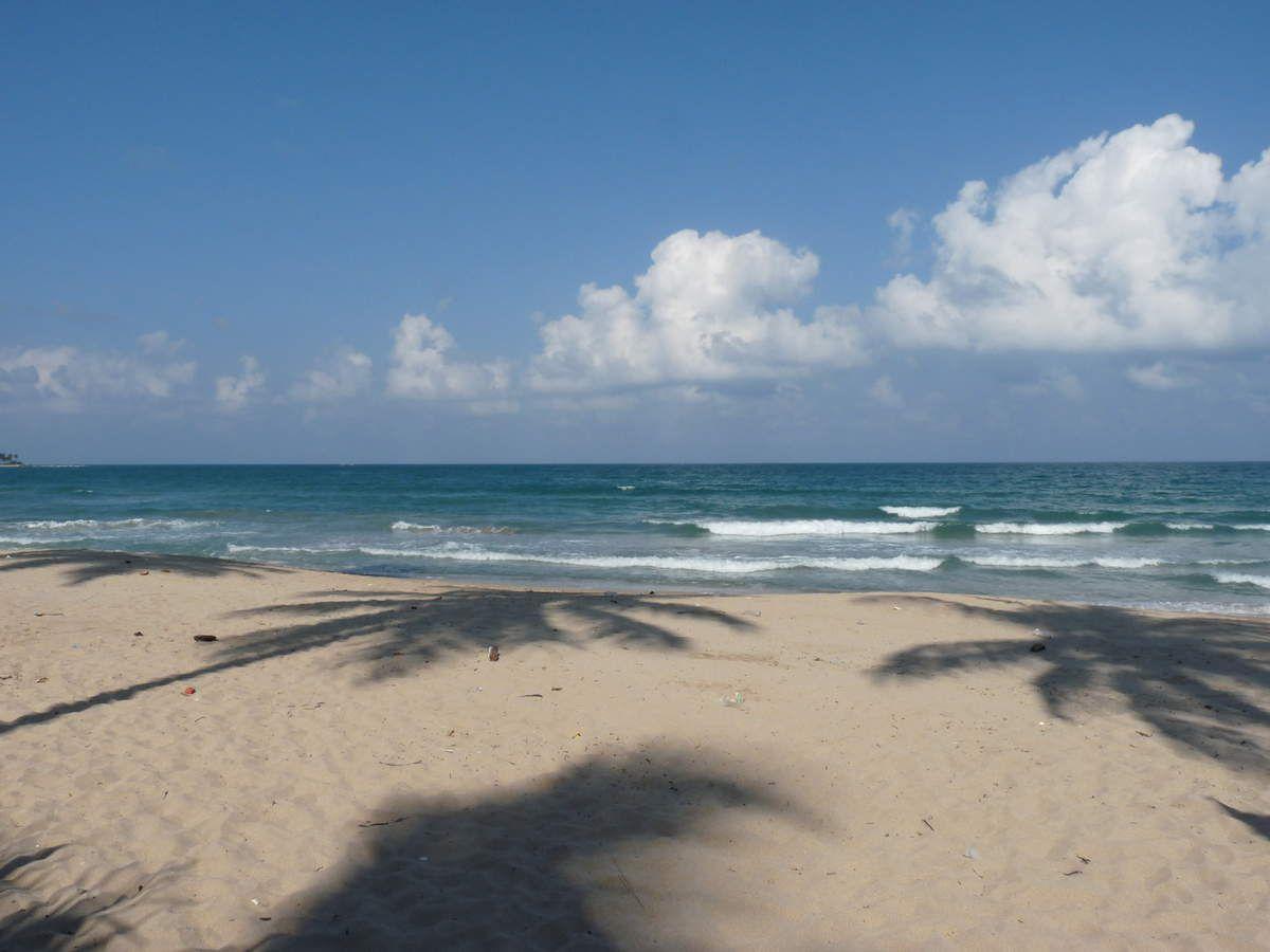 Uppuveli : les plages