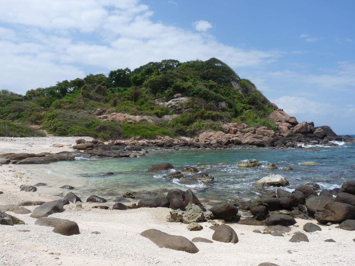 Nilaveli : Pigeon Island
