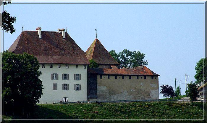 Diaporama château de Vaulruz