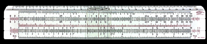 The slide rule uses this function...