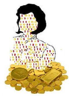 L'ADN peut se tranformer en or  dans le règne de la récompense individuelle !
