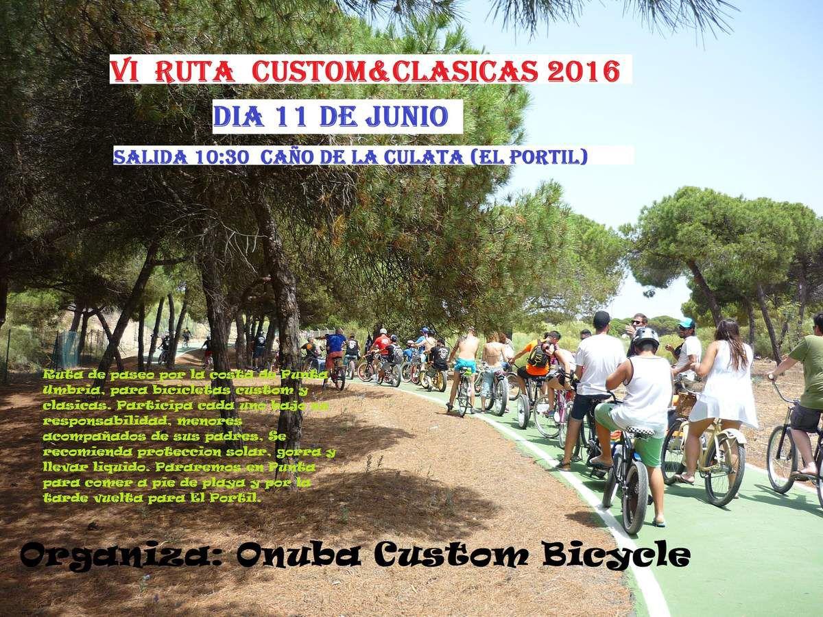 VI RUTA CUSTOM&CLASICAS 2016