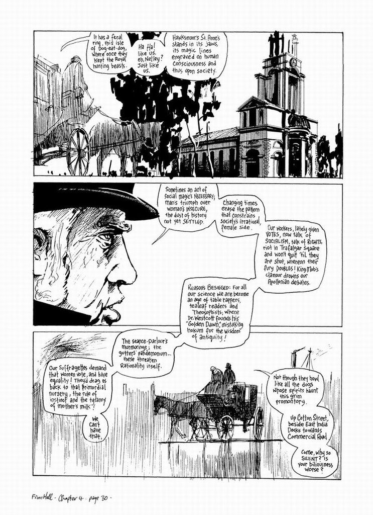 From Hell - Alan Moore et Eddie Campbell