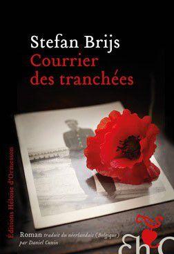 Courrier des tranchées - Stefan Brijs