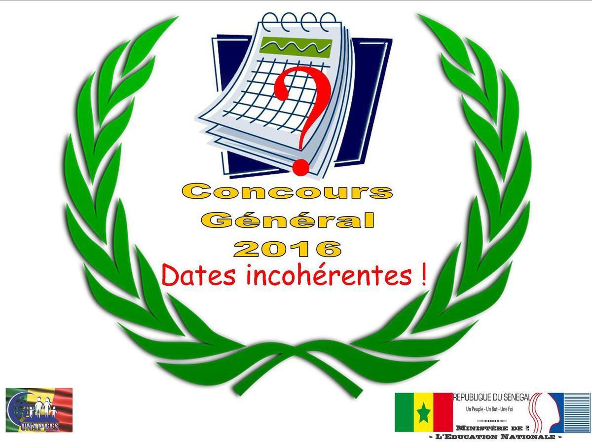 Concours Général 2016