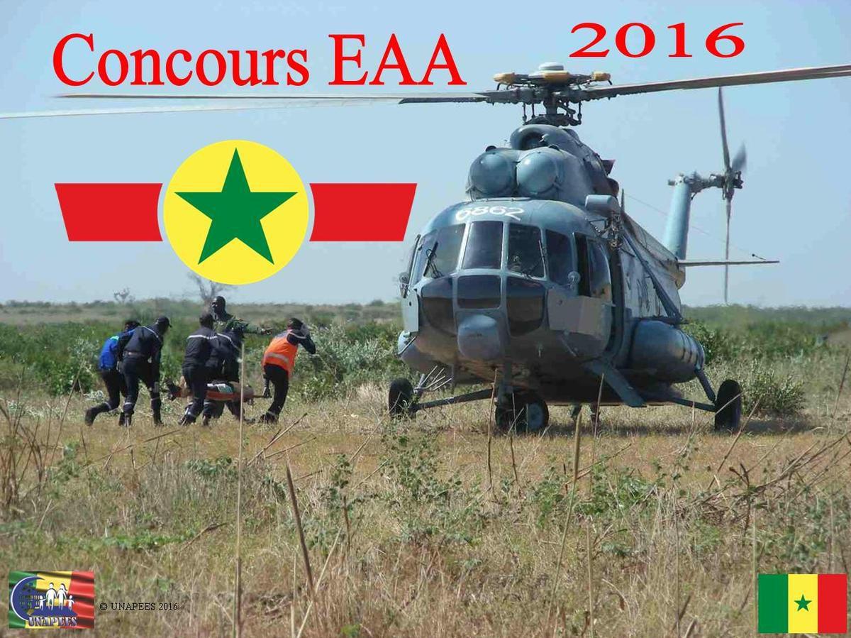 Concours d'entrée à l'École de l'Armée de l'Air (EAA) 2016