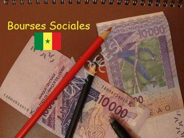 Bourses Sociales - La liste des attributaires