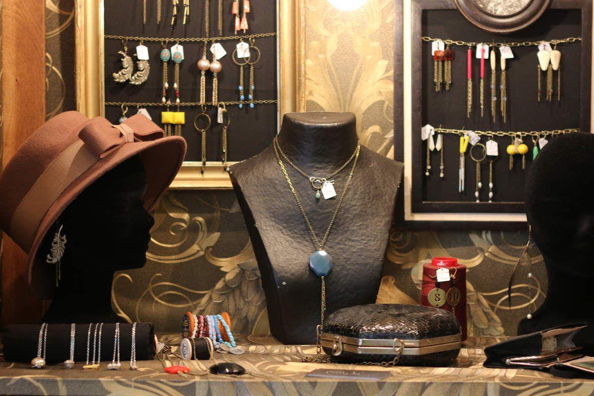 La boutique et ses petits trésors