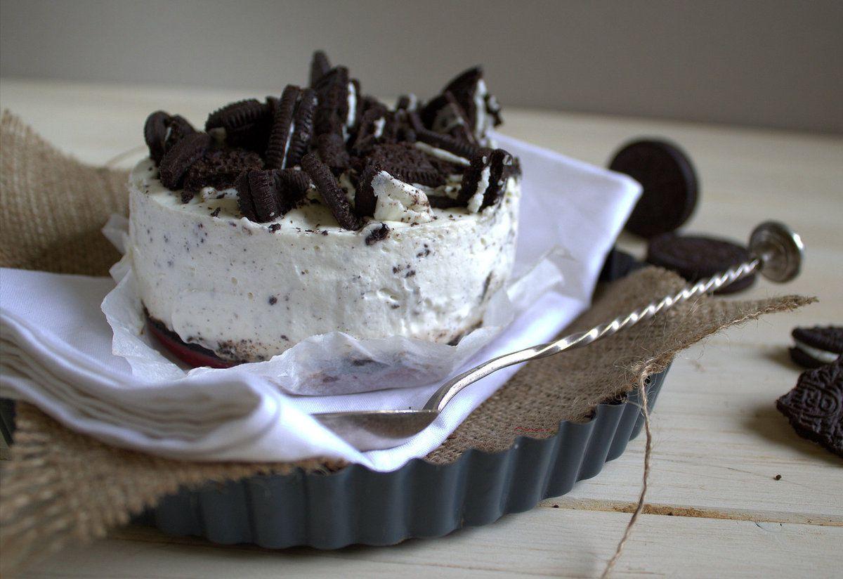 Cheesecake Oreo sans cuisson