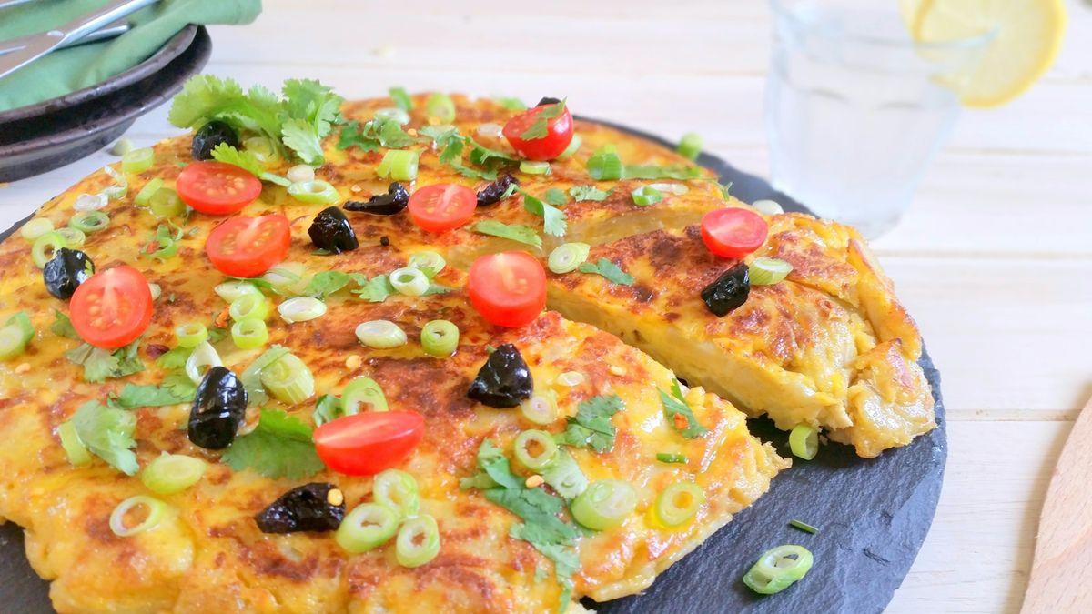 Tortilla espagnole (la vraie recette)