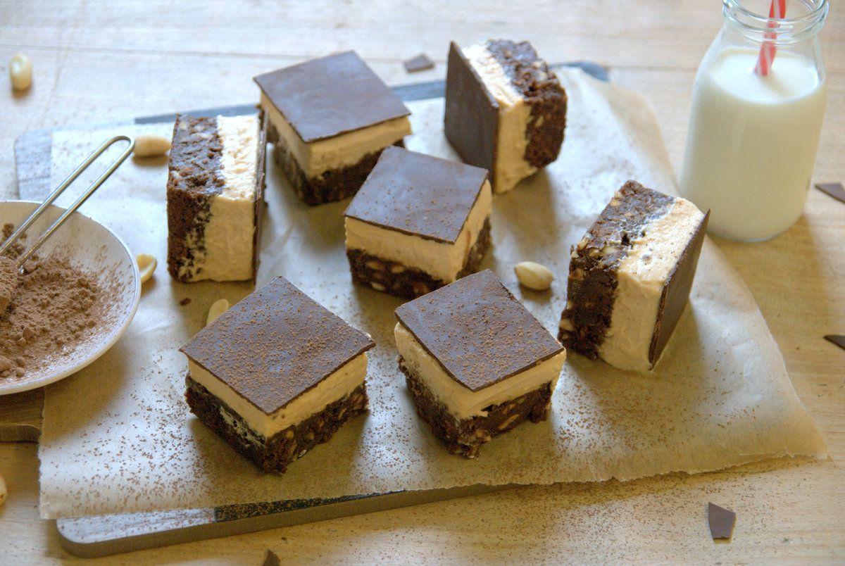 Brownies au cacahuètes