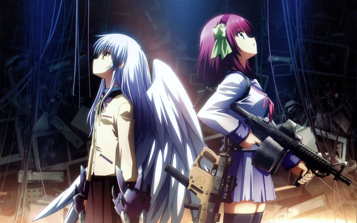 Source : Angel Beats! (Black Box)