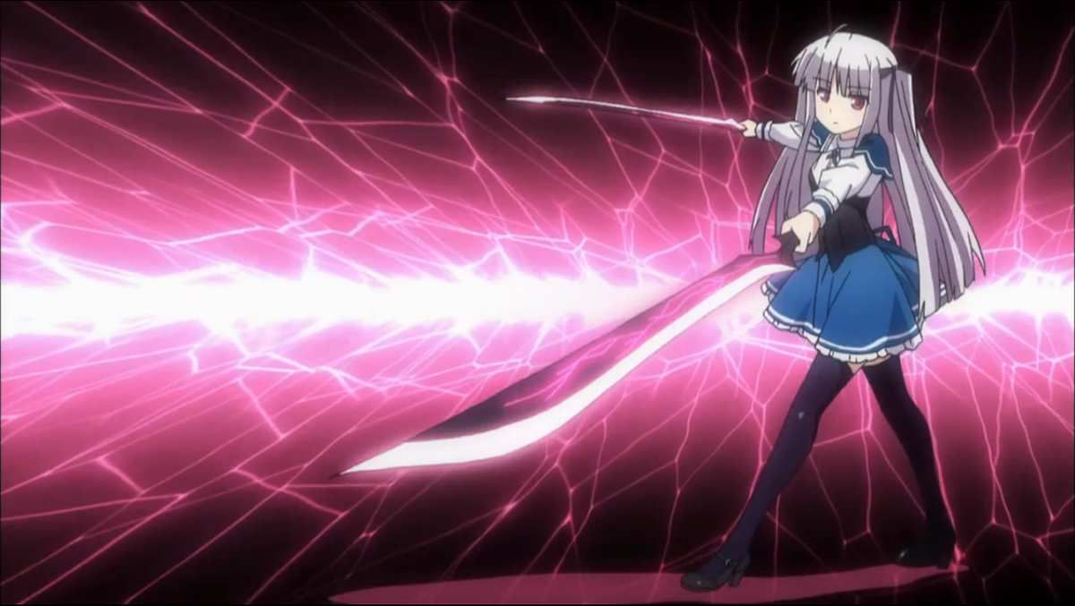 Source : Absolute Duo (Crunchy Roll)
