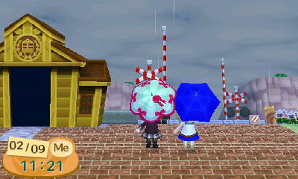 Revue : Animal Crossing: New Leaf