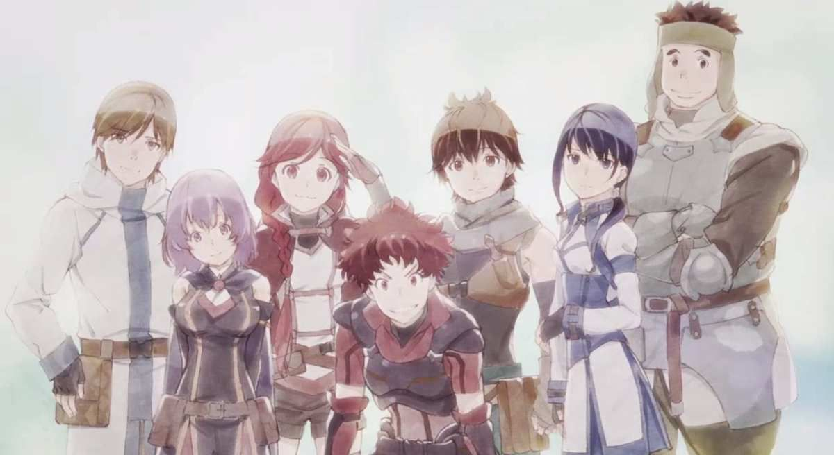 Source : Hai to Gensou no Grimgar (Wakanim)