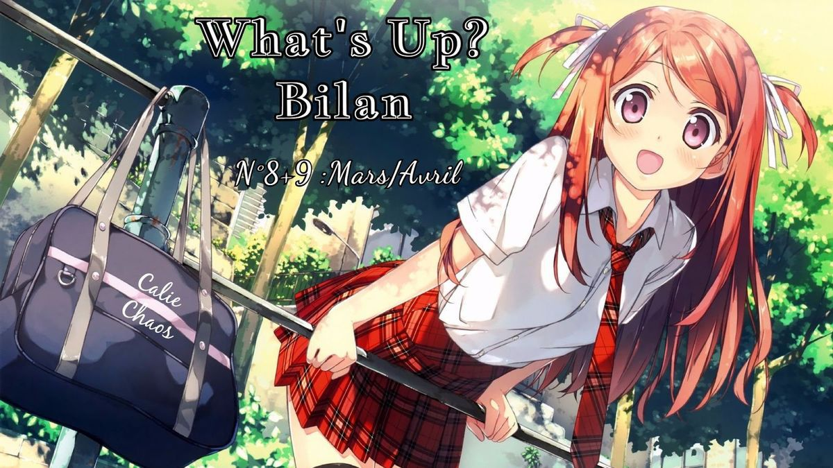 Whats Up? ~ Avril ~ Bilan