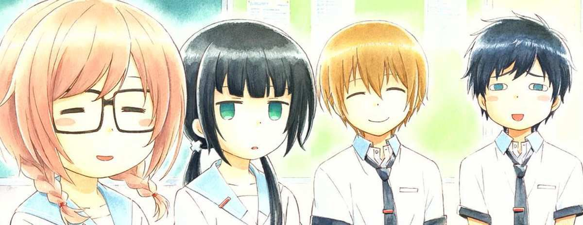 Revue : ReLIFE (anime)