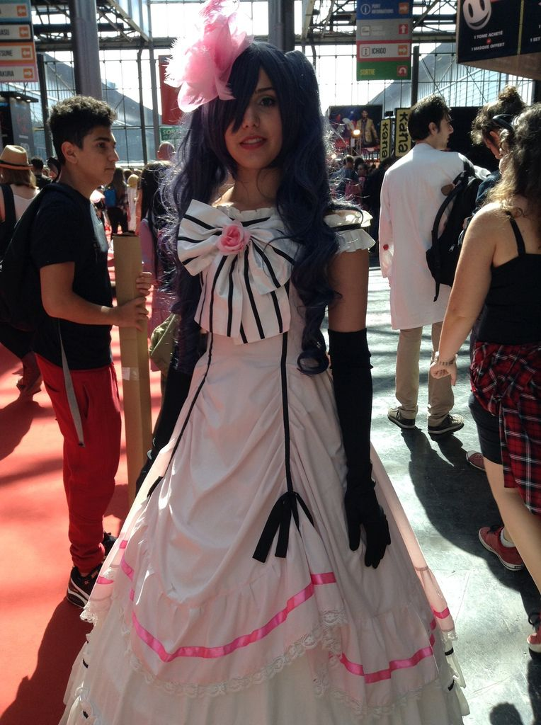 Achat Japan Expo et top 10 des cosplay