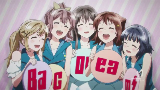 Revue : BanG Dream!