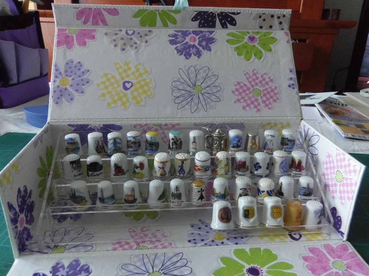 Une boîte pour ma collection de dés