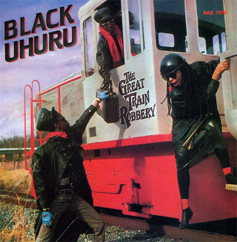 Black Uhuru The Great Train Robbery