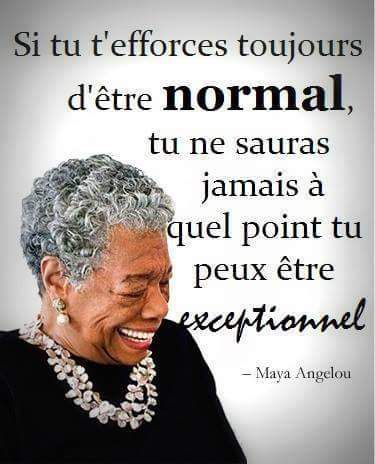 Maya Angelou - 5 citations