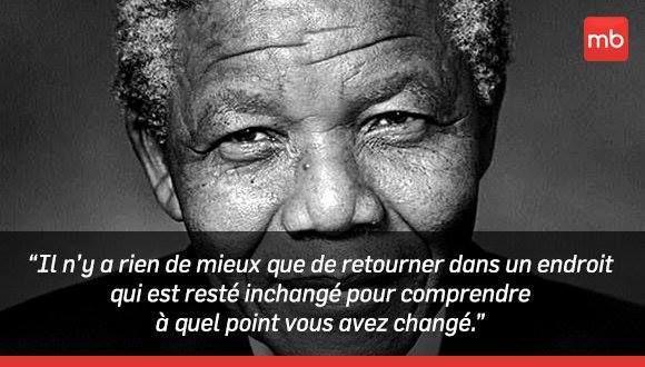 Nelson Mandela - 17 Citations
